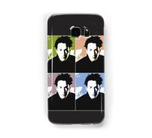 Keanu Reeves in the Matrix, 4 Colors Samsung Galaxy Case/Skin