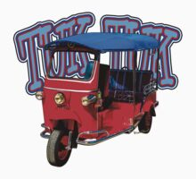 Best First Car for a Millennial is Tuk-Tuk! One Piece - Long Sleeve