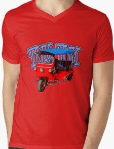 Best First Car for a Millennial is Tuk-Tuk! Mens V-Neck T-Shirt