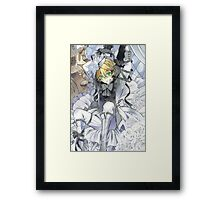 Pandora Hearts - Oz Vessalius Framed Print