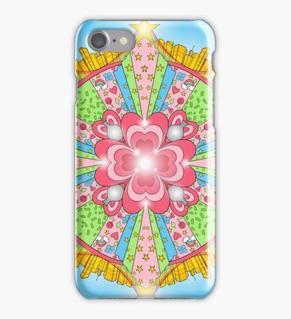 Sugar, Spice, and Everything Nice Kaleidoscope iPhone Case/Skin