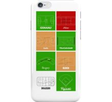 Line Art Sport iPhone Case/Skin