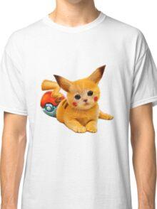Pikachu the Kitty Classic T-Shirt
