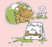 Free Hugs from Banelings Kids Tee