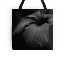 Hibiscus as Moonlight Image Tote Bag