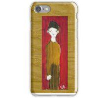 rouge et jaune iPhone Case/Skin
