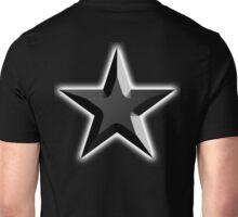 BLACK, STAR, 3D Chisel, Dark Star, Black Hole, Stellar, Achievement, Cool, Unisex T-Shirt