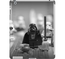 Lord Vader Clean Up In Aisle Six iPad Case/Skin
