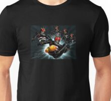 Kamen Rider Black Ultimate Unisex T-Shirt