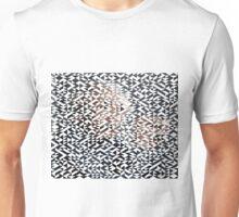 Albert Einstein Simplified Design Portrait Art Unisex T-Shirt