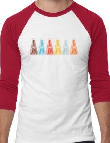 RAD SIX PACK Men's Baseball ¾ T-Shirt