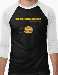 Big Kahuna Burger Men's Baseball ¾ T-Shirt