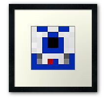 Little Droid Framed Print
