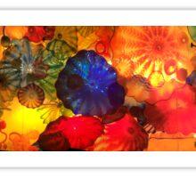 Chihuly Glass Art Sticker