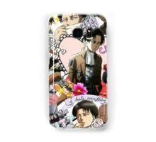 Levi Ackerman Collage Samsung Galaxy Case/Skin