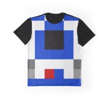 Little Droid Graphic T-Shirt