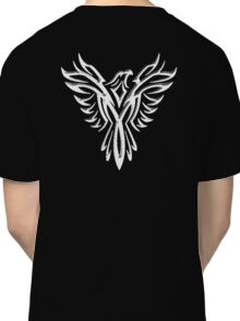 Phoenix, Phenix, Legend, Bird, Rising from the flames, Mythology, WHITE Classic T-Shirt
