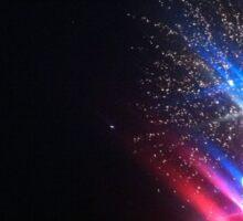 Waikiki Fireworks Sticker