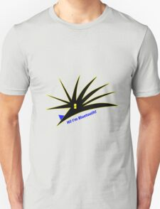 Bluetooth bug vector with text T-Shirt