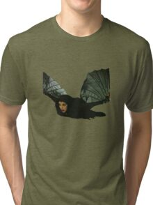 kate bush bat Tri-blend T-Shirt