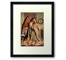 The Gentle Art Framed Print