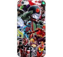 Kamen Rider Final iPhone Case/Skin