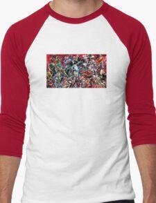 Kamen Rider Final Men's Baseball ¾ T-Shirt