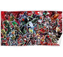 Kamen Rider Final Poster