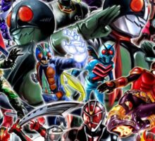 Kamen Rider Final Sticker