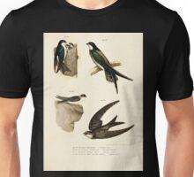 Bilder atlas zur Wissenschaftlich populären Naturgeschichte der Vögel in ihren sämmtlichen Hauptformen Leopold Joseph Fitzinger 1864 078 Unisex T-Shirt