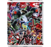 Kamen Rider Final iPad Case/Skin