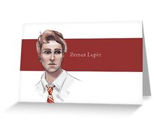 Remus Greeting Card