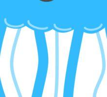 A Jellyfish Sticker