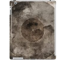Vintage Vinyl Records Retro Music DJ Art - Old Vinyl iPad Case/Skin
