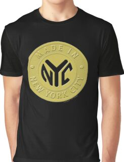 Made In New York Graphic T-Shirt