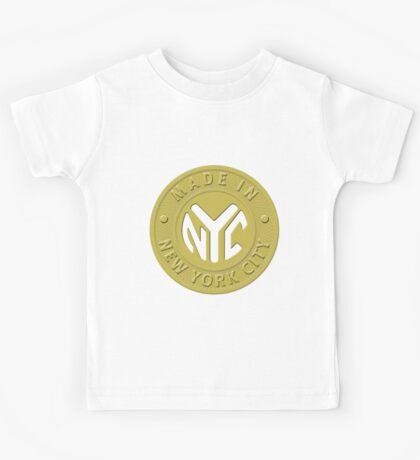 Made In New York Kids Tee