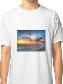 Sunset HDR Carlsbad Classic T-Shirt