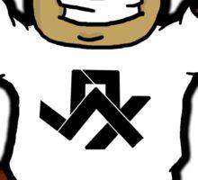 Laxarna - Mascot 2D  Sticker
