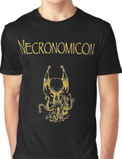 H.P. Lovecraft - Necronomicon Graphic T-Shirt