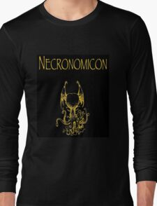H.P. Lovecraft - Necronomicon Long Sleeve T-Shirt