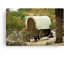 SILVER SPUR RANCH, PALM DESERT CALIFORNIA Canvas Print