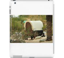 SILVER SPUR RANCH, PALM DESERT CALIFORNIA iPad Case/Skin