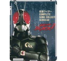 Kamen Rider RX TV Series iPad Case/Skin