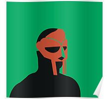 Mf Doom vector art Poster
