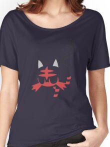 Litten Vector Women's Relaxed Fit T-Shirt