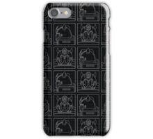 Transformers Throw Pillows iPhone Case/Skin