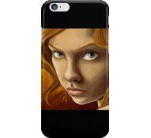 no angels iPhone Case/Skin