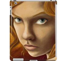 no angels iPad Case/Skin