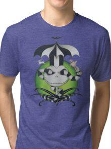 BeetleJack - white Tri-blend T-Shirt