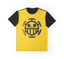 One Piece - Law (dirty style) Graphic T-Shirt